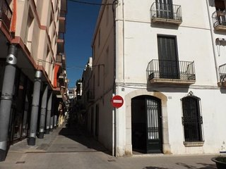 Ribera Beach, 3 Bedroom Seafront Apartment with Roof Terrace