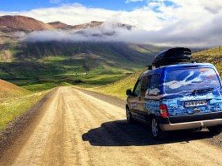 camper rental Iceland, TripCampers, car rental, 4x4 car rental, Reykjavik, Kopavogur