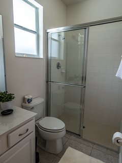 Shared Bathroom of Twin and Bunked Bed