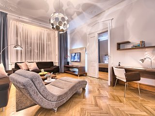 Jewish Town - Executive 2bdr | Brehova Residence, Prague