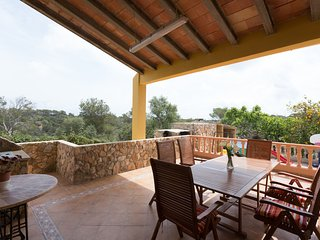 "Quiet Country house in ""Mondragó"", Cala Mondrago"