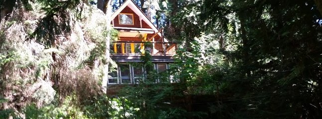 Tree House Cottage, Sechelt