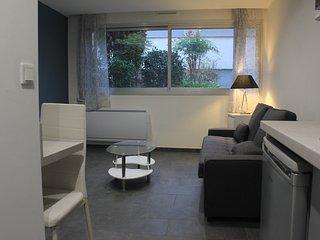 Superbe studio 2 pers. au coeur de Marina Baie des Anges, Villeneuve-Loubet
