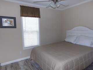 Park Model Rental on Majestic Oaks RV Resort