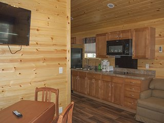 Deluxe Park Model Cabin in Frontier Town RV Resort