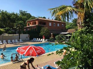 Village de vacance au coeur de l'Ardèche, Ribes