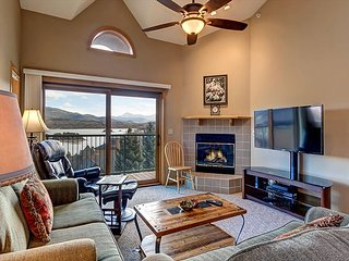Lake Forest Penthouse Condo Frisco Colorado Vacation Rentals, Wildernest