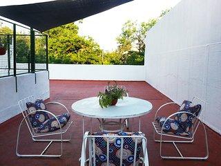 Elegante apartamento con patio  y terraza  Vista Parque Lezama San Telmo