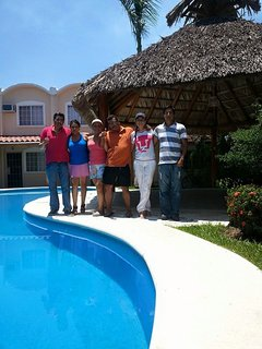 Casita with shared pool, 5 minutes car distance from the beach (3 bedroom)