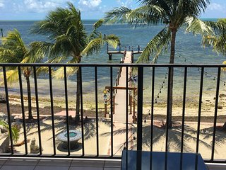 Beachfront Home, Key Largo