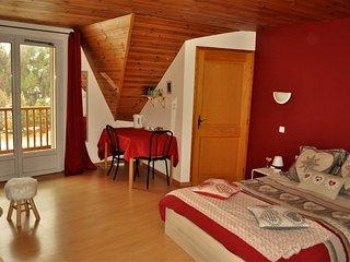 Chambre d'hôtes spacieuse et confortable 'L'Etape du Jour'