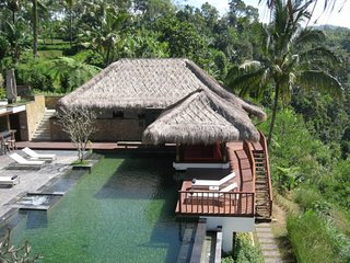 Tranquil,luxury 5 bedrooms Resort and Spa in Ubud