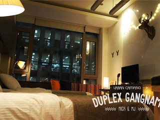 [Gangnam]NICK and MJ - DUPLEX G (Upto 7 pax), Seúl