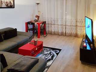 Luxurious flat in central Cannes