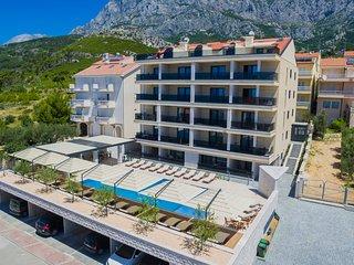 Makarska Luxury Aparthotel (2+2) 1-2. floor