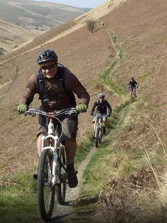 Fantastic off piste guided rides at MudTrek Mountain Bike Breaks