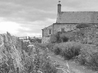 Watch Cottage, Sea Views, Cliff Top, Countryside, Harbour, Southern Upland Way