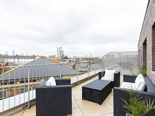 Brixton Penthouse with large Private Terrace