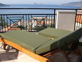 Sahane Penthouse Apartment - 3 Bedroom penthouse apartment in Kalkan's Old Town