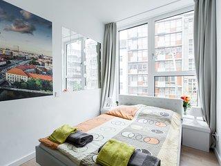 Modernes Zimmer im Herz von Berlin ★