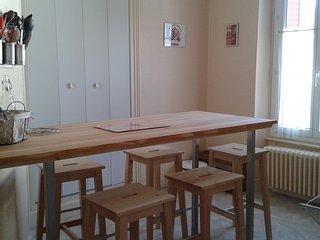 Appartement 5 pers - La Glisse Mont-Dore à 2 pas du centre ville et des thermes