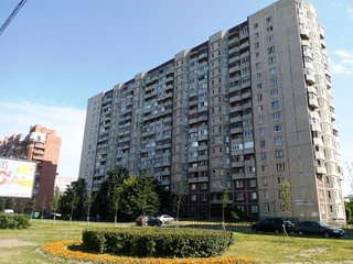 One bedroom apartment for rent at Komendantskiy prospekt