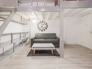 Studio loft BEAUBOURG / CHATELET, Paris
