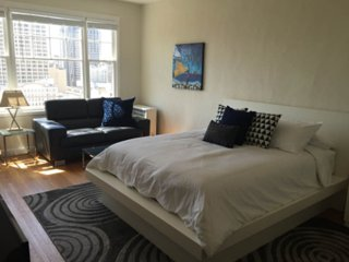 Furnished Studio Apartment at California St & Joice St San Francisco