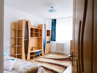 Cosy Bright Apartment in Downtown, Sfantu Gheorghe