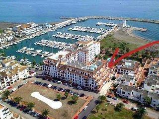 Oportunidad! Primera linea de la playa con vistas frontales al mar. 323, San Luis de Sabinillas