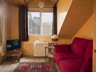 Le Warens : 1 des 3 appartements du fil du Thiou