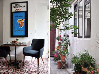 Charming mini-Loft Courtyard Opera