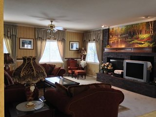 Furnished 4-Bedroom Home at Wilson Ave & Mayberry Ave Rancho Cucamonga