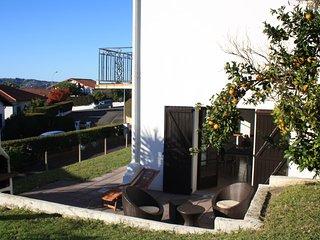 Appartement ensoleillé au calme à Hendaye