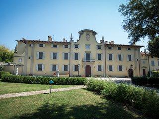 Villa Gerini - Appartamento Peonia