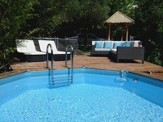 Gite de charme avec piscine