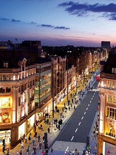 Oxford Street for shopping and food is a 10 minute walk away.
