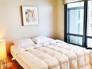 Furnished 1-Bedroom Condo at N Lake Shore Dr & E Ontario St Chicago, Diamond Point