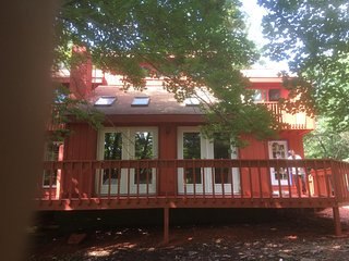 WINTER IN GOTHIC STYLE  3BR POCONO HOME COMPLETELY RENOVATED 6 MONTH AGO