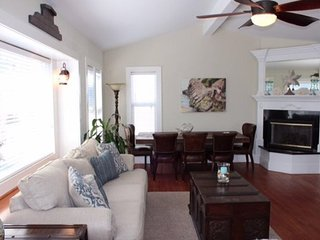 Furnished 2-Bedroom Home at 19th St & Palm Dr Hermosa Beach