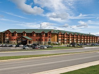 Wyndham Great Smokies Lodge in a 2 Bedroom, Sevierville