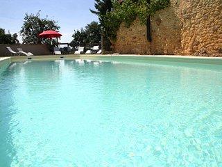 Loft de luxe en campagne avec piscine, grand calme et activites variees