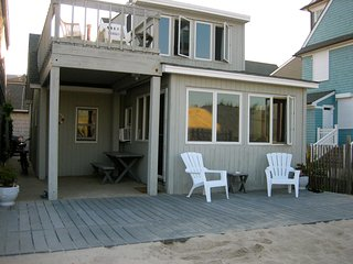 Ocean Front Beach House In Lavallette