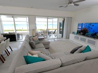Laguna del Mar:  Prime Seven Mile Beach location ground floor beachfront