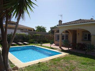 Villa au charme andalou