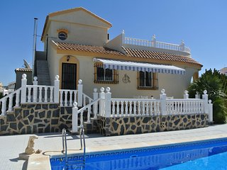 Villa Delfin with Spa, Pool and Outside Kitchen., Camposol