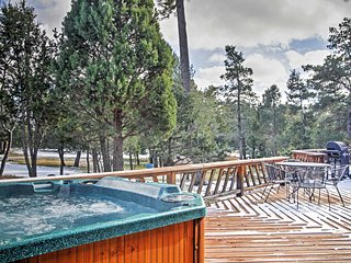 3BR Alto Cabin w/Private Hot Tub!