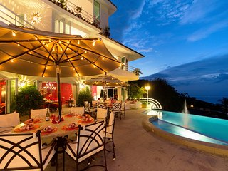 AMAZING VIEWS LUXURY VILLA YVONN, Puerto Vallarta