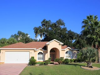Executive vacation home | Family getaway | Relax | Central Florida