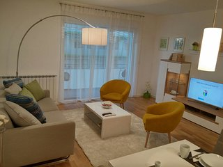 Ali apartment Zagreb,new beautiful apartment near lake Bundek